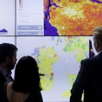 Energy efficiency drive to use satellites