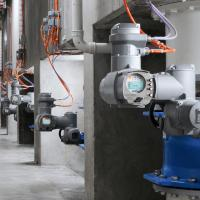 Electric actuators enhancing IIoT applications