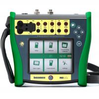 Intrinsically safe calibrator and communicator