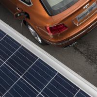 Bentley Motors makes manufacturing greener