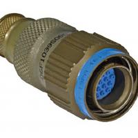 Ruggedised connectors optimised for military and aerospace applications
