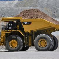 New electric-drive mine trucks