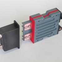 Resistor liquid cooling boosts 3.3kV medium voltage loads