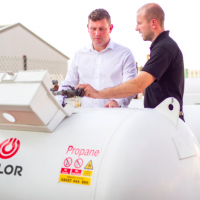 LPG spike gives BioSNG a boost