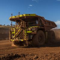 Mining milestone reached by autonomous vehicles