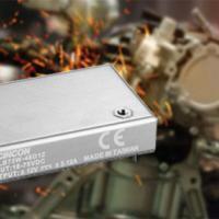 New range of 75 Watt isolated DC/DC converters