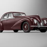 The only 1939 Corniche ever made rides again