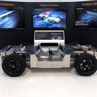 New vehicle development platform from Delta