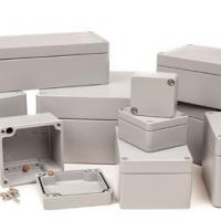 Corrosion and impact resistant enclosures