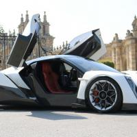 Ambitious 1,800BHP all-electric hypercar prototype revealed