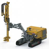 New drill rig