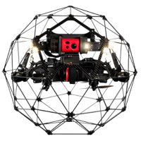 New drone for internal inspection roles