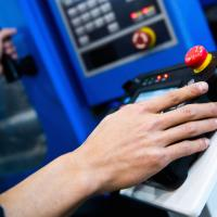 In the hands of industrial automation