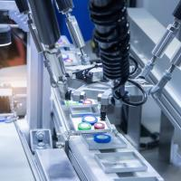 Walk around the factory of the future