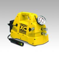 New portable battery pump for hydraulic torque wrenches