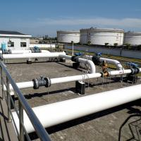 CBPC coating for drippy pipeline