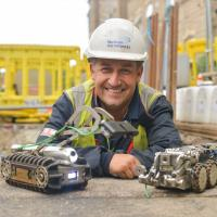 How this robot is reducing roadworks