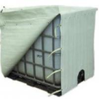 Robust electric heater tarp for large areas