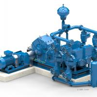 Brief insight into the functioning of an HMQ diaphragm pump