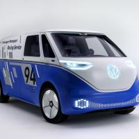 Electric concept brings deliveries up to date