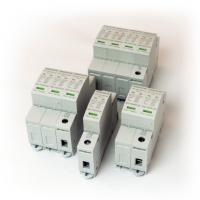 New modular DIN Rail AC surge protection devices