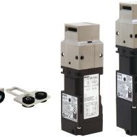 Interlock switch delivers 5,000N lock force