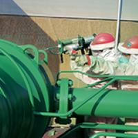 Protection system for gas pipelines in the UAE