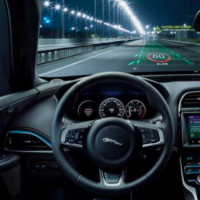 Research examines next-generation head-up display technology
