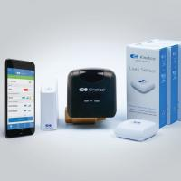 New WiFi-enabled water leak detection system