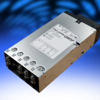 Low acoustic noise modular 700 to 1200W power supplies have BF ready isolation