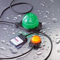 New slim LED surface mount indicators