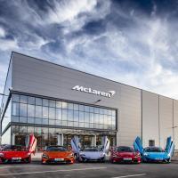 New carbon fibre centre celebrates opening