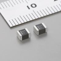 Polymer aluminium capacitor for mobile devices is first in B case size