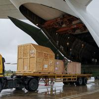 Maximus Air and Chapman Freeborn deliver scanner to the Maldives
