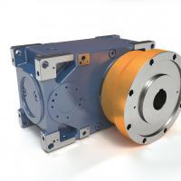 Industrial gear units for heavy duty applications