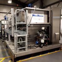 Waste water treatment trialled in Scotland