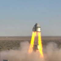 Abort test proves successful for Starliner