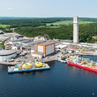 Vigdis oil field to gain booster station
