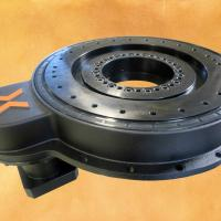 Compact precision ring drive system