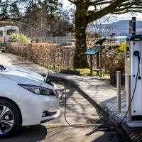 EV chargers overtake petrol stations in the UK