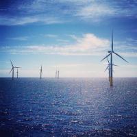 Acoustic emission monitoring of wind turbine monopile foundations