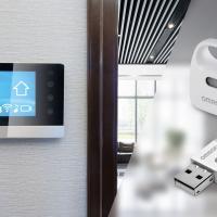 USB sensor monitors seven parameters