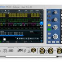 New embedded oscilloscope family