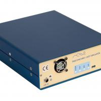 Synchro/LVDT simulation/acquisition module launched