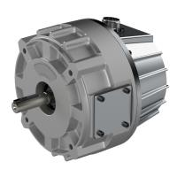Modern motor replaces imperial-spec units
