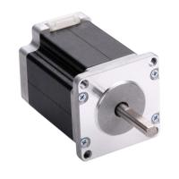 Upgraded stepper motor offers more power