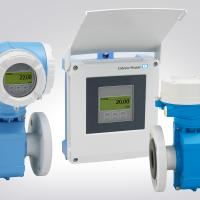 Flowmeter with multiple I/Os from Endress+Hauser