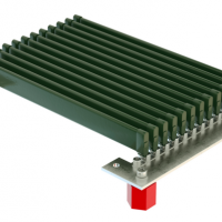 New rugged resistors