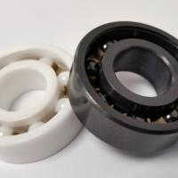 What makes a bearing corrosion-resistant?