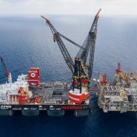 Sleipnir successfully completes 15,300 tonne lift